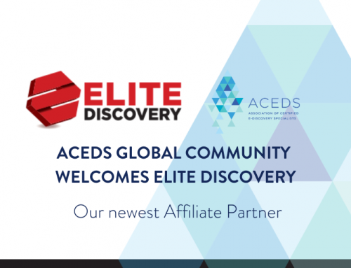 ACEDS Affiliate Partnership